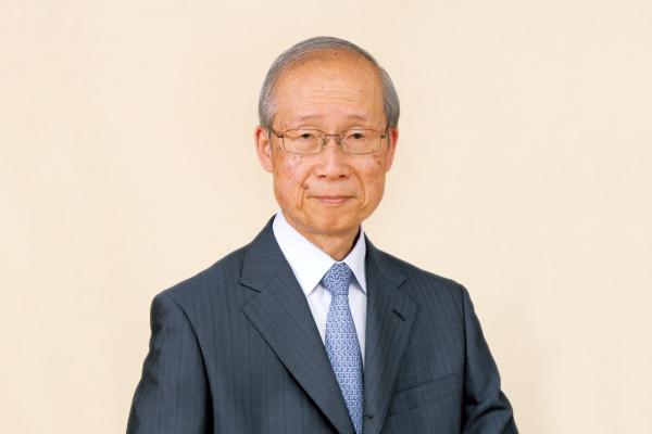 理事長 古賀喜博