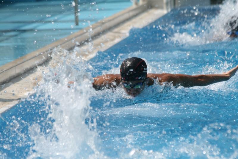 中学水泳部