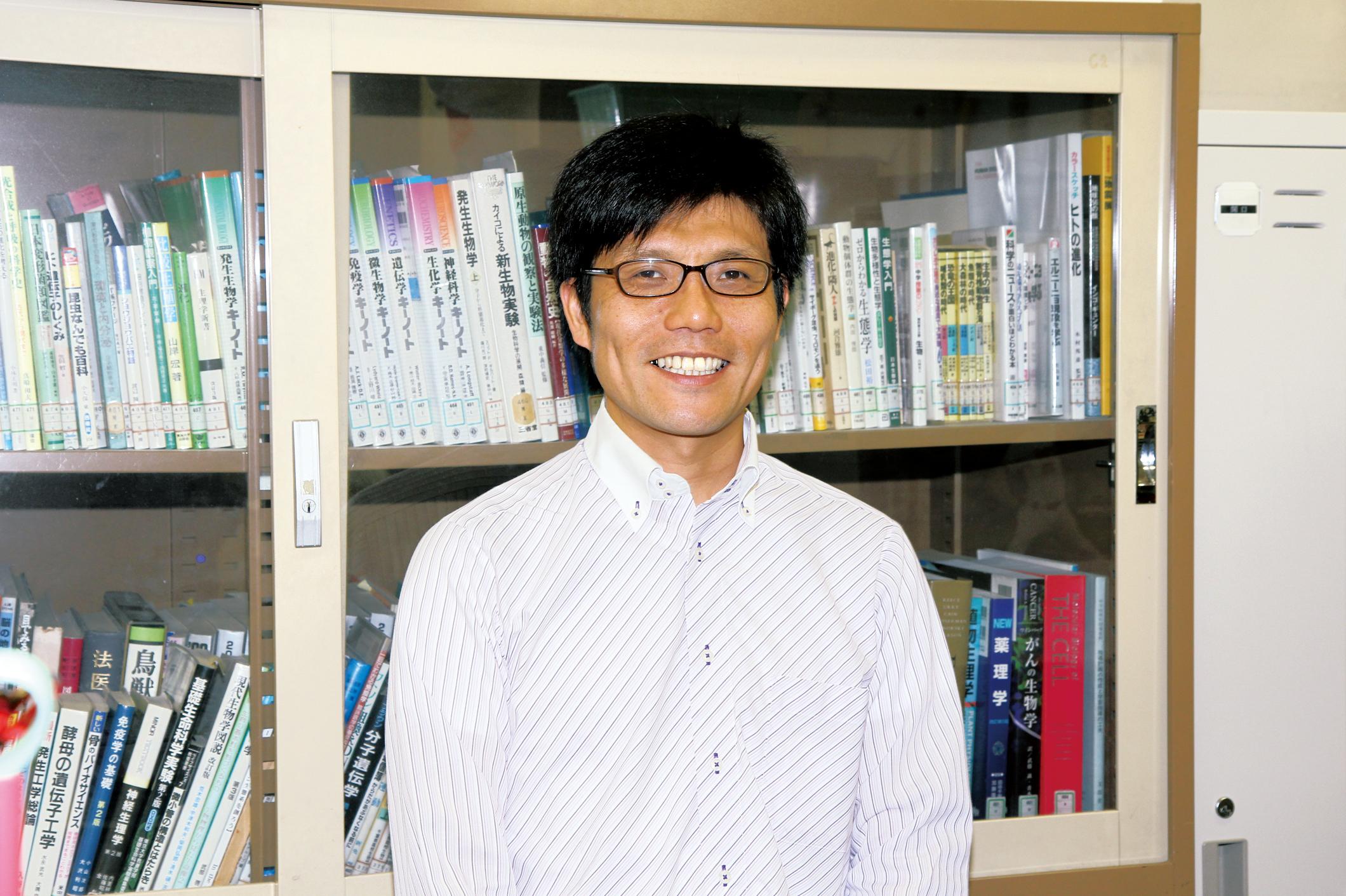 石塚 泰啓先生