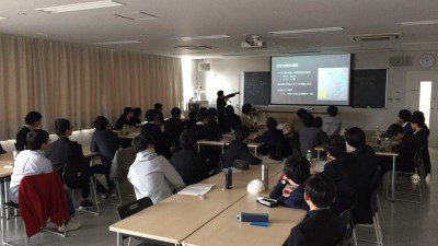 16.11.27地学部5校合同発表会2