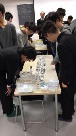 16.11.27地学部5校合同発表会3