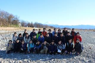IMG_1289釜無川で記念写真(1)