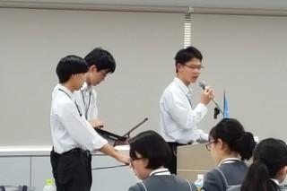 持田スピーチ